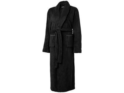 OA15093693 Seasons. Мужской банный халат Barlett, черный