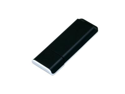 OA2003025048 Флешка прямоугольной формы, оригинальный дизайн, двухцветный корпус, 64 Гб, черный/белый
