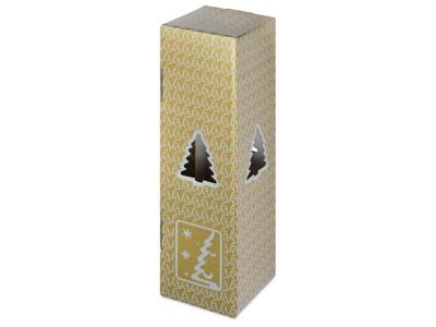 OA2003028342 Новогодняя коробка для шампанского, золото