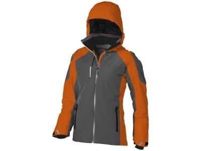 OA1701403016 Elevate. Куртка Ozark женская, серый/оранжевый