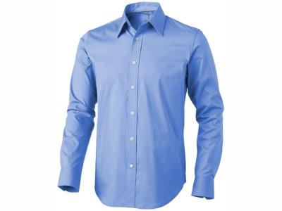 OA28TX-1610 Elevate. Рубашка Hamilton мужская с длинным рукавом, голубой