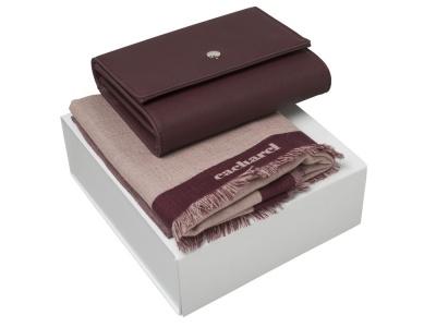 OA200302632 Cacharel. Подарочный набор Bird: шарф, сумочка. Cacharel