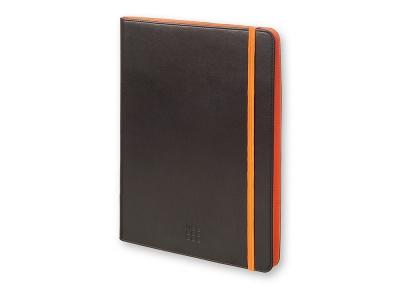 OA170122841 Moleskine. Чехол для планшета 9''/10'' универсальный двухцветный, черный/оранжевый