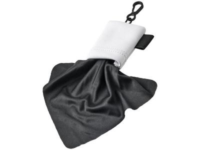 OA2003027637 Очищающая салфетка Clear из микрофибры в чехле, черный