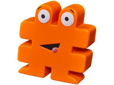 OA1701223069 Антистресс HashTag, оранжевый