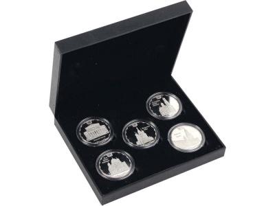 OA1701401050 Набор медалей Кремль