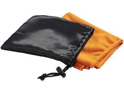 OA2003027792 Охлаждающее полотенце Peter в сетчатом мешочке, оранжевый