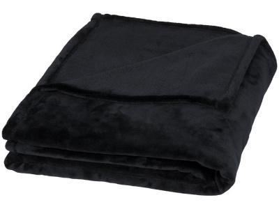 OA2003024889 Field&CO. Негабаритный ультра-плюшевый плед Mollis, черный