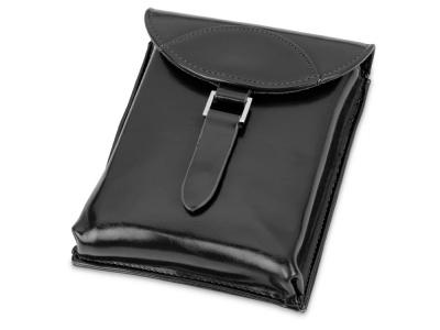 OA15092936 Набор аксессуаров для чистки обуви Кэрролтон, черный, натуральный