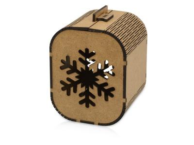 OA1701223013 Подарочная коробка Снежинка, малая
