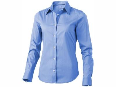 OA28TX-1629 Elevate. Рубашка Hamilton женская с длинным рукавом, голубой