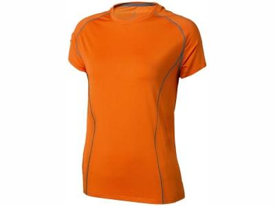 OA27TX-648 Elevate. Футболка Kingston женская, оранжевый