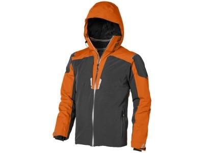 OA1701402998 Elevate. Куртка Ozark мужская, серый/оранжевый