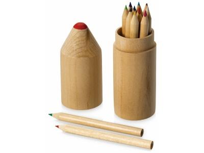OA82S-BRN18 Набор из 12 карандашей в футляре