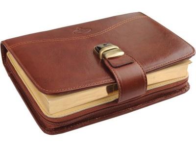 OA1701401112 Giulio Barсa. Ежедневник датированный Имперский Giulio Barсa, коричневый
