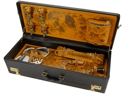 OA1701408044 Набор Королевская охота, коричневый