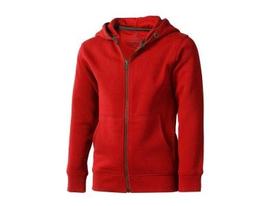 OA90TX-RED13K4 Elevate. Толстовка Arora детская с капюшоном, красный