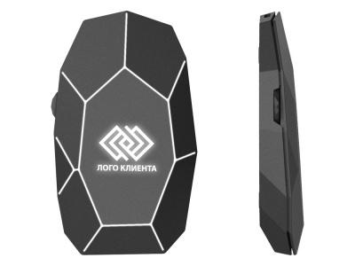 OA2003027402 Xoopar. Беспроводная мышь Geo Mouse Plus, черный