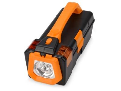 OA2P-BLK7 Набор инструментов с фонарем, 15 предметов
