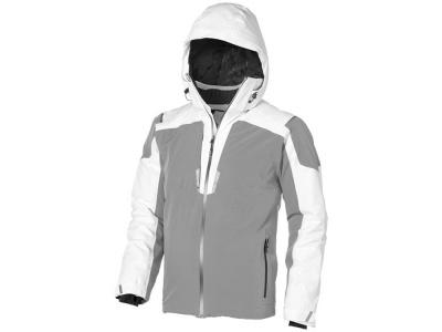 OA1701402993 Elevate. Куртка Ozark мужская, серый/белый