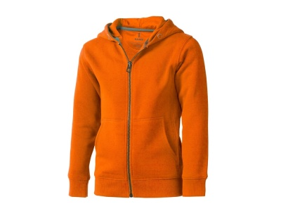 OA90TX-ORG3K4 Elevate. Толстовка Arora детская с капюшоном, оранжевый