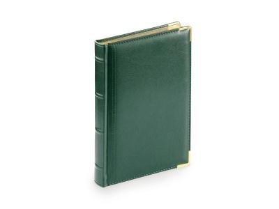 OA2003022556 Bruno Visconti. Ежедневник А5 полудатированный Boss, зеленый