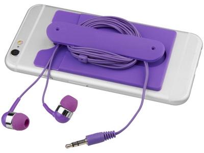 OA2003025763 Проводные наушники и силиконовый бумажник для телефона