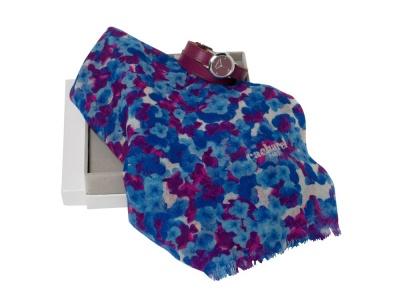 OA200302652 Cacharel. Подарочный набор Tourbillon: шарф, часы наручные. Cacharel