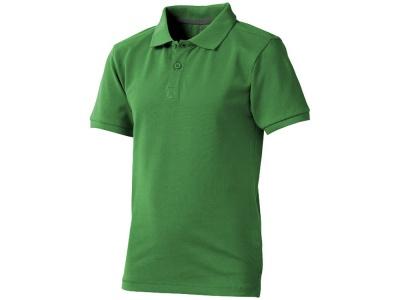 OA170122183 Elevate. Рубашка поло Calgary детская, зеленый