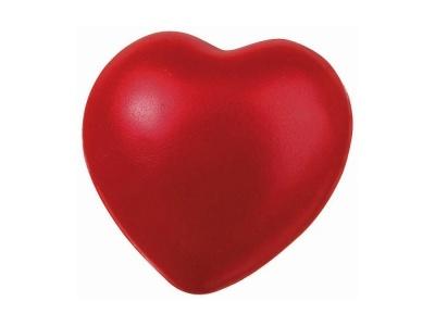 OA85POS-RED8 Антистресс в форме сердца, красный