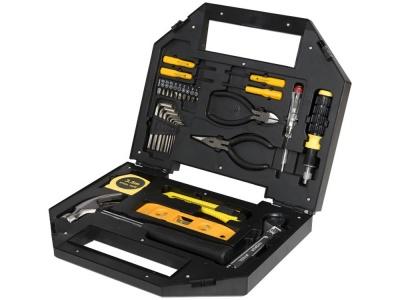 OA2003022648 Stac. Набор инструментов 31 предмет, черный