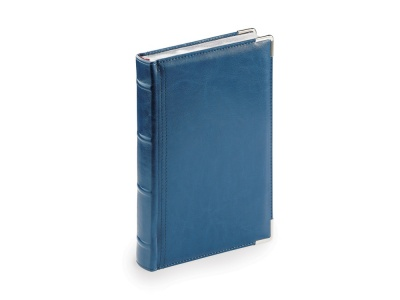 OA2003022552 Bruno Visconti. Ежедневник А5 полудатированный Boss, синий