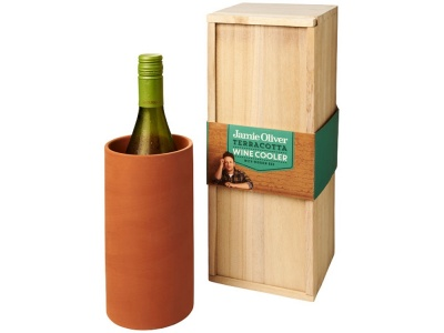 OA2003027142 Jamie Oliver. Охладитель вина Terracotta, оранжевый