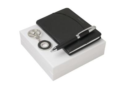 OA200302679 Nina Ricci. Подарочный набор Embrun: брелок, блокнот А6, ручка шариковая. Nina Ricci