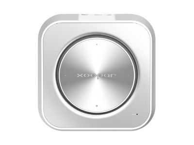 OA1701221362 Xoopar. Спикерфон XOOPAR PUNCHBOX 2, серебристый