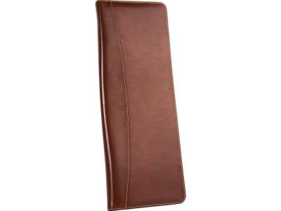 OA83L-BRN14 Alessandro Venanzi. Чехол для галстуков Alessandro Venanzi, коричневый