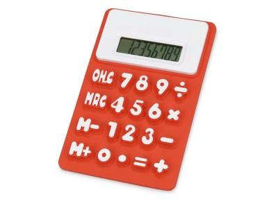 OA80O-RED3 Калькулятор Splitz, красный