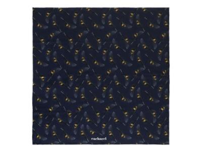OA2003028419 Cacharel. Шелковый платок Victoire Navy