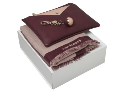 OA200302625 Cacharel. Подарочный набор Bird: брелок, шарф, сумочка. Cacharel