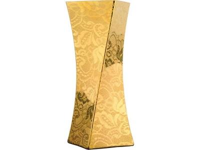 OA11HG-GLD1 Ваза Золотой кашемир