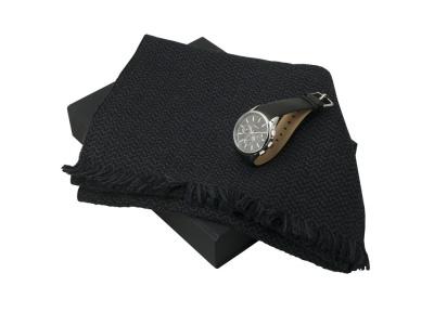 OA200302756 Ungaro. Подарочный набор Celso: шарф, хроногаф. Ungaro