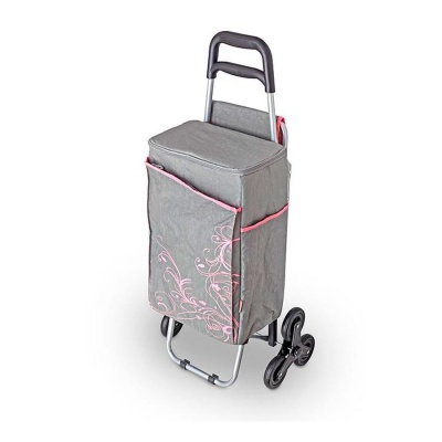 TM200519126 Thermos Weekend. Сумка-термос на колесах Wheeled Shopping Trolley Grey
