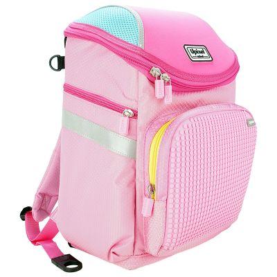 UPWY-A019P Upixel Super Class school bag. Школьный рюкзак Super Class school bag WY-A019 Розовый