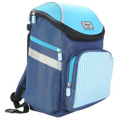UPWY-A019B Upixel Super Class school bag. Школьный рюкзак Super Class school bag WY-A019 Темно-синий