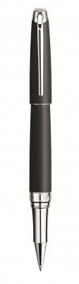 4779.496 Ручка роллер Carandache Leman  Black lacquered matte SP подар.кор.