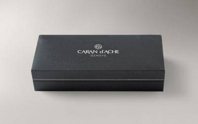890.377 Ручка шариковая Carandache Ecridor Cubrik PP  подар.кор.