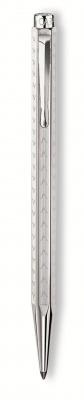 890.286 Ручка шариковая Carandache Ecridor Chevron PP  подар.кор.