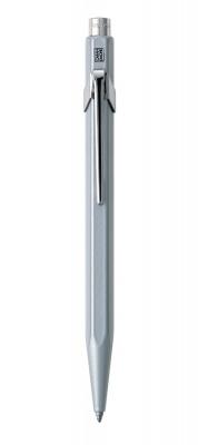 849.005_GB Ручка шариковая Carandache Office CLASSIC grey  (M) чернила: синий в подарочной коробке