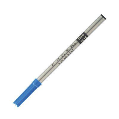 8442 Стержень капиллярный Cross для роллеров Selectip, тонкий - 0,5 мм, синий; блистер