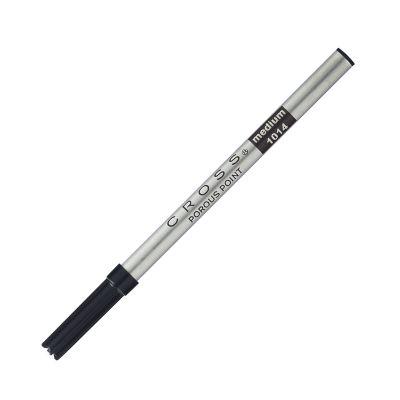 8443 Стержень капиллярный Cross для роллеров Selectip, средний - 0,7мм, черный; блистер